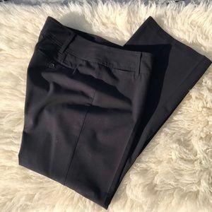 Loft 12 pants Marisa dark navy pants